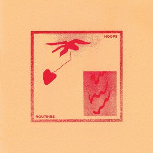 【CD】ルーティーンズ/フープス [HSE-6418] フープス(ROCK)