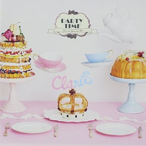 【CD】PARTY TIME/ClariS [SECL-1511] クラリス
