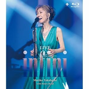 【Blu-ray】LIVE infini(Blu-ray Disc)/高橋真梨子 [VIXL-193] タカハシ マリコ