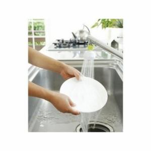 水生活製作所 ふりふりキッチンシャワー ABS・EPDM・シリコン・POM樹脂 ミルク SV212-M