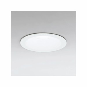 オーデリック LEDダウンライト SB形 埋込穴φ100 白熱灯100Wクラス 拡散配光 連続調光 本体色:マットホワイト 電球色タイプ 2700K OD2616