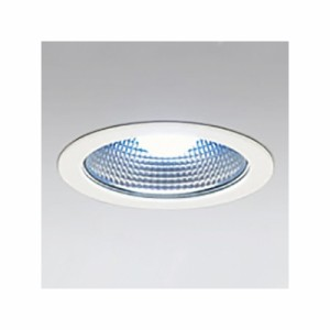 オーデリック LEDダウンライト SGⅠ形 埋込穴φ100 白熱灯60Wクラス ミニクリプトン形6.2W 配光角:51° 非調光 本体色:オフホワイト