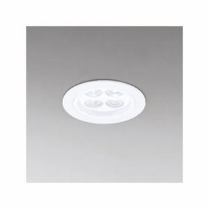オーデリック LEDダウンライト SGⅠ形 埋込穴φ75 LED4灯 配光角:32° 非調光 本体色:マットホワイト 昼白色タイプ 5000K OD262321