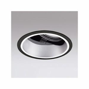 オーデリック LEDユニバーサルダウンライト M形 深型 埋込穴φ150 CDM-T70Wクラス 高彩色タイプ 拡散配光 連続調光 本体色:ブラック 白色