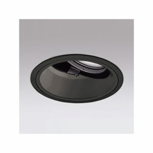 オーデリック LEDユニバーサルダウンライト M形 深型 埋込穴φ150 CDM-T70Wクラス 高効率タイプ 拡散配光 連続調光 本体色:ブラック 電球