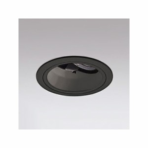 オーデリック LEDユニバーサルダウンライト M形 深型 埋込穴φ100 JR12V-50Wクラス 高彩色・高効率タイプ ミディアム配光 連続調光 本体