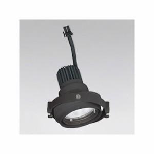 オーデリック LEDマルチユニバーサル M形 JR12V-50Wクラス 高彩色タイプ 拡散配光 連続調光 本体色:ブラック 白色タイプ 4000K XS413326H
