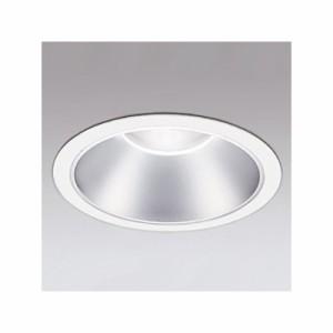 オーデリック LEDダウンライト M形 防雨仕様 埋込穴φ250 FHT42W×3灯クラス 配光角:60° 連続調光 本体色:オフホワイト 白色タイプ 4000