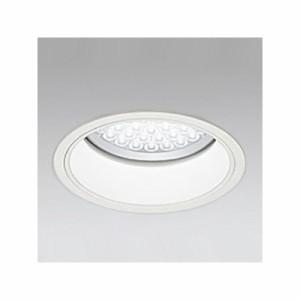 オーデリック LEDダウンライト M形 埋込穴φ200 HID250Wクラス LED48灯 配光角:29° 連続調光 本体色:オフホワイト 白色タイプ 4000K XD3