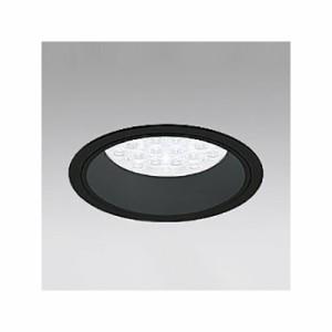 オーデリック LEDダウンライト M形 埋込穴φ150 HID100Wクラス LED24灯 配光角:65° 連続調光 本体色:ブラック 電球色タイプ 3000K XD258