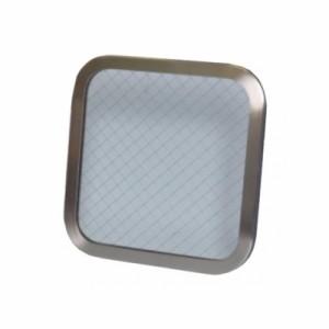 篠原電機 ステンレス窓枠 SMY型 角型タイプ 強化ガラス SMY-5030KT