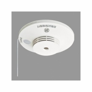 パナソニック 住宅用火災警報器 ねつ当番 天井埋込型 定温式 AC100V端子式・移報接点なし 警報音・音声警報機能付 検定品 SHK28215