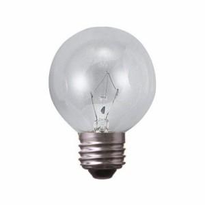 アサヒ 【ケース販売特価 25個セット】ボール球 G50 110V20W 全光束:160lm 口金:E26 クリヤー G50E26110V-20W(C)_set