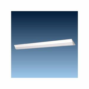 日立 【お買い得品 10台セット】交換形LEDベースライト スマートユニット40形 直付形 逆富士形 幅160mm 3800lmタイプ FLR40形2灯器具相当