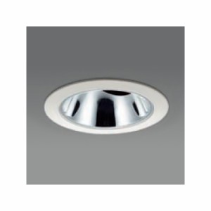 DAIKO LEDダウンライト 電球色 φ50ダイクロハロゲン75W形65W相当 埋込穴φ75mm 配光角17度 電源別売 グレアレス ユニバーサルタイプ ホ