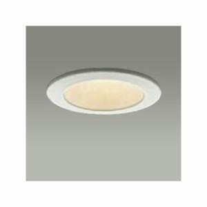 DAIKO LEDベースダウンライト 高気密SB形 非調光タイプ 電球色 LED1W 配光角15° 埋込穴φ50 DDL-4484YW
