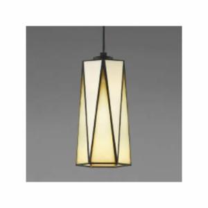コイズミ照明 LED和風ペンダントライト フランジタイプ 白熱球60W相当 電球色 口金E26 AP43051L