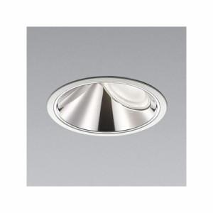 コイズミ照明 LEDウォールウォッシャーダウンライト 4000lmクラス HID100W・FHT42W×3相当 白色 埋込穴φ150mm 電源別売 XD91441L