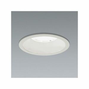 コイズミ照明 LEDベースダウンライト 浅型タイプ 1500lmクラス FHT32W相当 白色 埋込穴φ125mm 照度角65° AD44089L