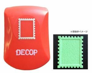 PI Original DECOP エンボッシングパンチ スタンプ