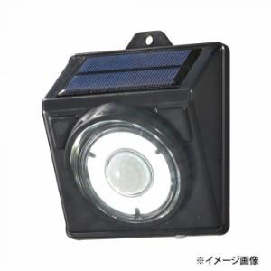 送料無料 OHM E-Bright センサーLEDソーラーライト400lm 昼光色 LT-SSLS40DW1