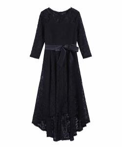 ブラック(長袖)
