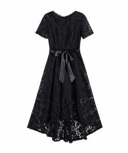 ブラック(半袖)