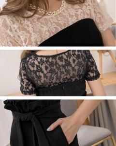 【クーポン対象】 パーティードレス パンツドレス 二次会 ドレス 結婚式 お呼ばれ お呼ばれドレス 20代 30代 40代