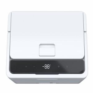 電動式 クーラーボックス ハンディー ポータブル 小型 冷蔵庫 100V 屋内 / 12V 24V 車載 車内 対応 AINX スマート アクティブ ボックス 1