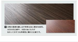 送料無料 モダンデザインローベッド ボンネルコイルマットレスレギュラー付き ウォルナットブラウンブラック 黒 茶
