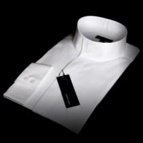 [COSTA VARIO]サテン無地・スタンドカラー・シャツ(長袖・シャツドレスシャツ・日本製)【gjd-310-4】