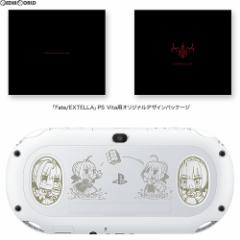 【中古即納】[本体][PSVita]PlayStationVita Fate/EXTELLA Edition(フェイト/エクステラ エディション)(PCH-2000ZA22/FT)(20161110)
