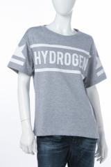 ハイドロゲン HYDROGEN Tシャツ グレー レディース (221654) 送料無料 2018SS_SALE