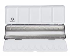 REMBRANDT レンブラント水彩エンプティーケース ハーフパン24色用エンプティーケース T.50M8624 473032(支社倉庫発送品)