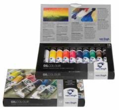 ヴァンゴッホ油絵具10色セット T02C410  472761