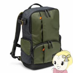 [予約]MS-BP-IGR マンフロット Street camera and laptop backpack I for DSLR/CSC