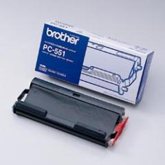 ブラザー工業ファックス用インクカートリッジ PC-551
