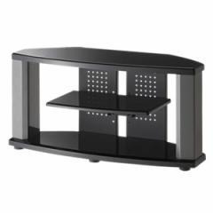 TV-RS800 ハヤミ TIMEZ AVラック 26〜32型テレビ用超薄型テレビ台