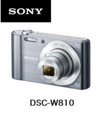 【在庫あり】ソニー デジタルカメラ サイバーショット DSC-W810 (S) [シルバー]
