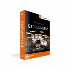 【在庫僅少】EZD2 クリプトン・フューチャー・メディア ソフト音源 EZ DRUMMER 2