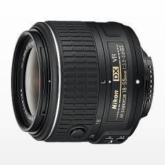 ニコン 標準ズームレンズ AF-S DX NIKKOR 18-55mm f/3.5-5.6G VR II