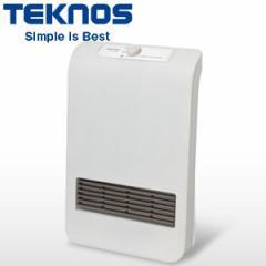 【在庫僅少】テクノス セラミックヒーター1200W TS-123-W