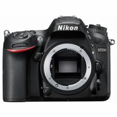 ニコン デジタル一眼レフカメラ D7200 ボディ