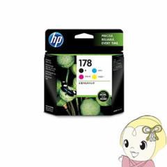CR281AA HP ヒューレット・パッカード 178 純正 4色マルチパック HP178