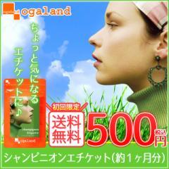 【初回限定】500円セール!!シャンピニオンエチケット(約1ヶ月分)送料無料 初めてのお客様限定 激安 サプリメント お試し