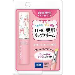 【在庫限り】DHC 薬用リップクリーム フラワーリボン(1.5g)(発送可能時期:1週間-10日(通常))[リップクリーム]