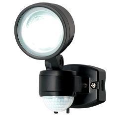 エルパ AC100V LEDセンサーライト ESL-SS401AC(1コ入)(発送可能時期:3-7日(通常))[センサーライト]
