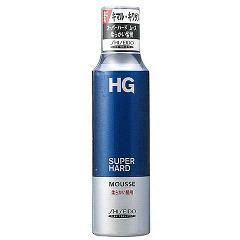 HG スーパーハードムース 柔らかい髪用a(180g)(発送可能時期:3-7日(通常))[ヘアムース]