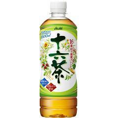 十六茶(600mL*24本入)(発送可能時期:1-5日(通常))[ブレンド茶]