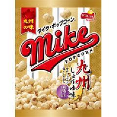 マイクポップコーン 九州しょうゆ味(50g)(発送可能時期:3-7日(通常))[スナック菓子]